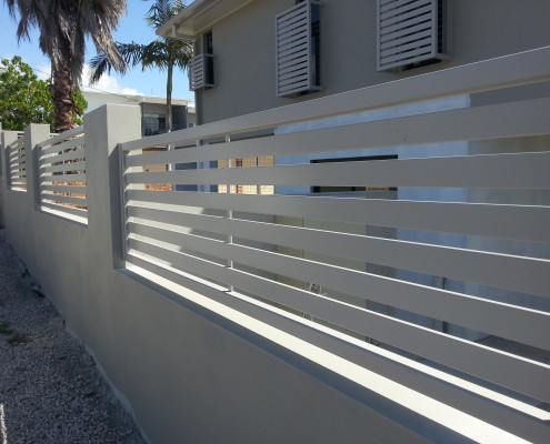 Aluminium Fencing panels Gold Coast
