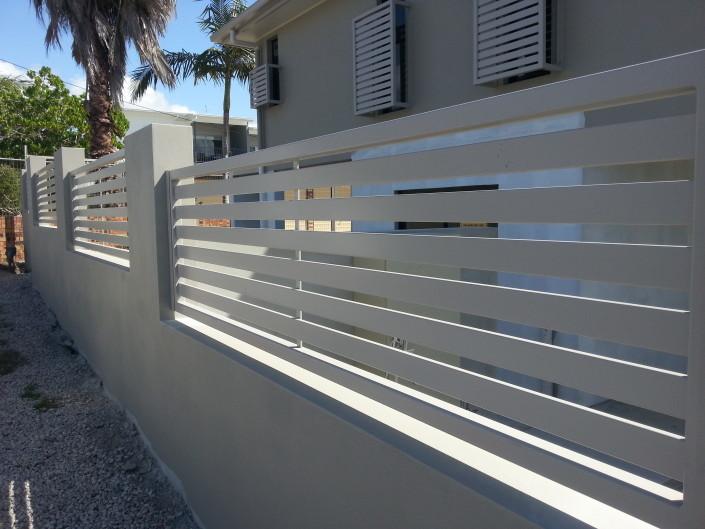 Aluminium Fencing panels Gold Coast
