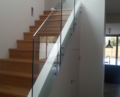 Glass Staircase Gold Coast