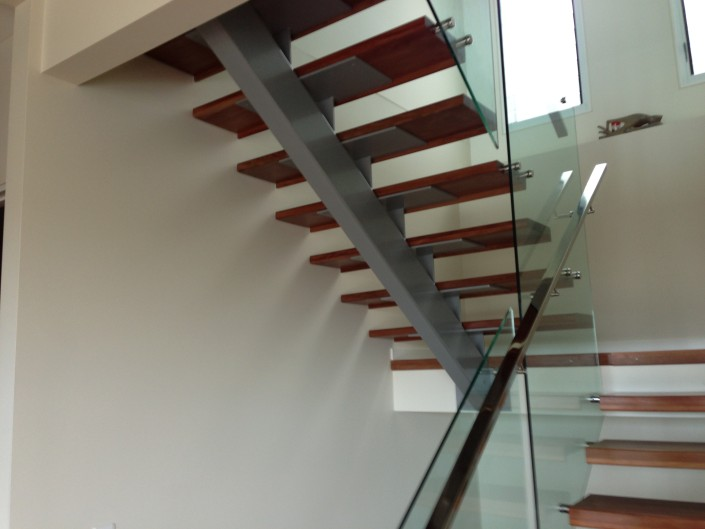 Glass Staircase Brisbane