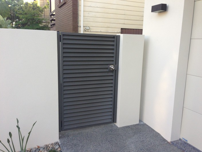 Aluminium Gates Gold Coast