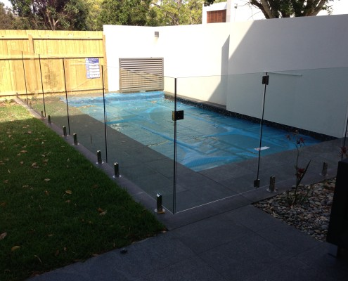 Frameless Glass Pool Fencing Gold Coast All Glass Aluminium Fencing