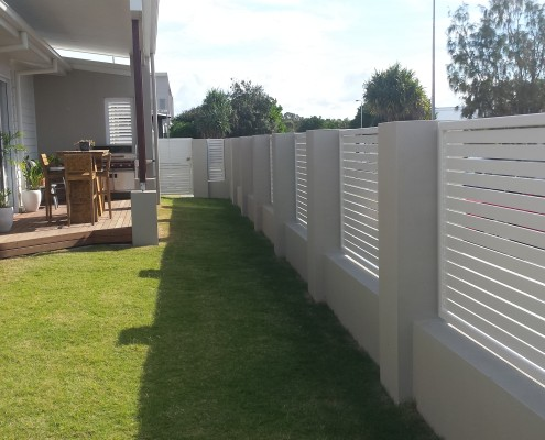 Infill Panels Gold Coast