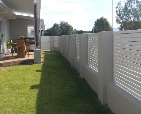 Infill panels Gold Coast